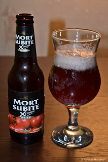 Mort Subite Xtreme Kriek, 8. C Rating, Belgium, Lambic - Fruit, дегустация